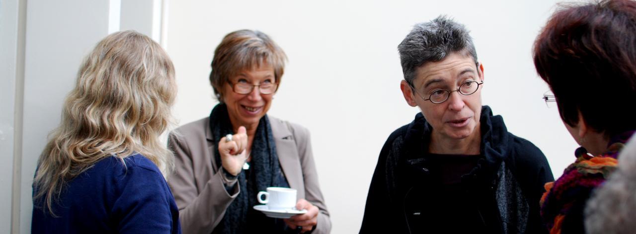 Micheline et Anne