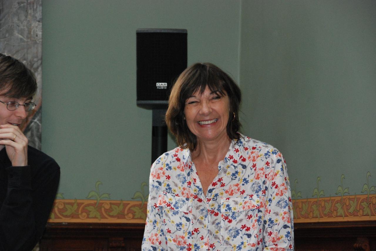 Nicole Debarre, journaliste littéraire