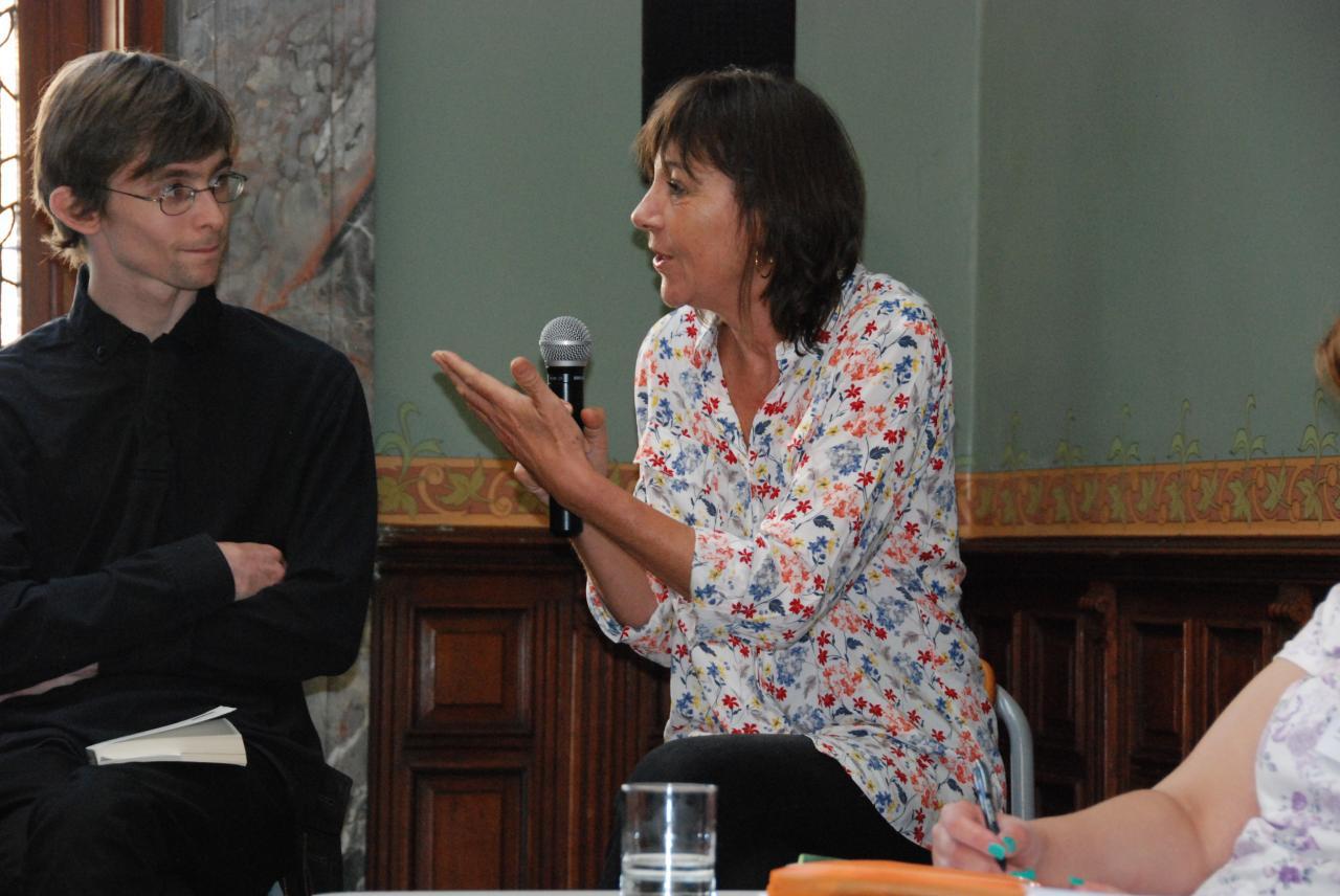 Nicole Debarre, journaliste