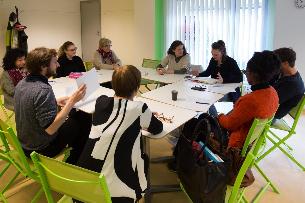 Atelier Bricolages scénaristiques - Lilian Versange