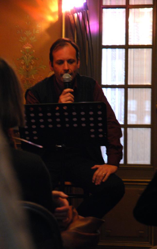 Lecture Arnaud Nihoul