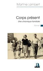 Corps présent - couverture