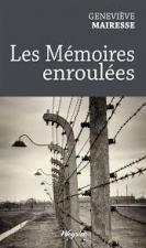 Les mémoires enroulées - couverture