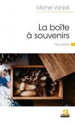 La boîte à souvenirs de Michel Vanpé - couverture