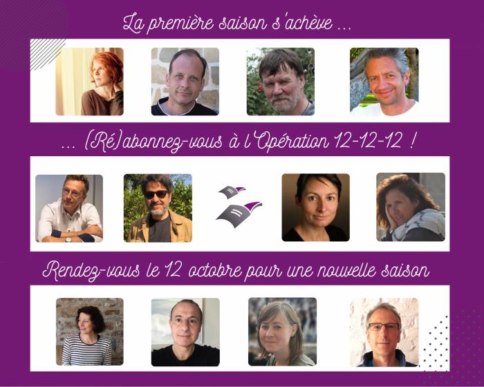 Auteur.e.s du 12-12-12 - première saison