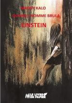 Quand l'homme brûla Einstein - couverture